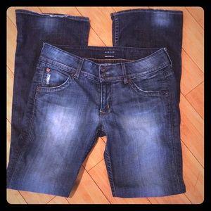 Hudson blue jeans EUC